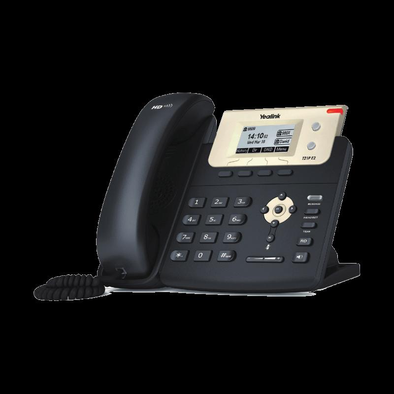 Telefon IP Yealink T21PE2