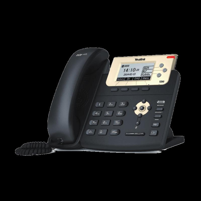Telefon IP Yealink T23G