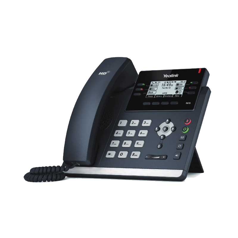 Telefon IP Yealink T41SSFB