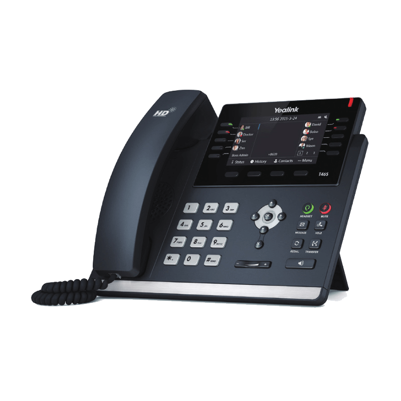 Telefon IP Yealink T46SSFB