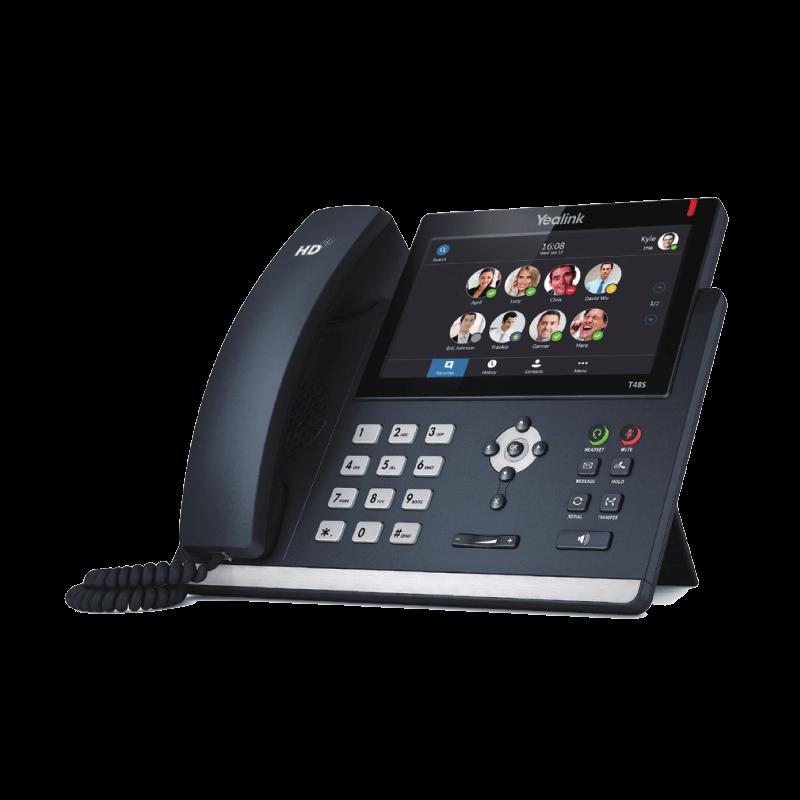 Telefon IP Yealink T48SSFB