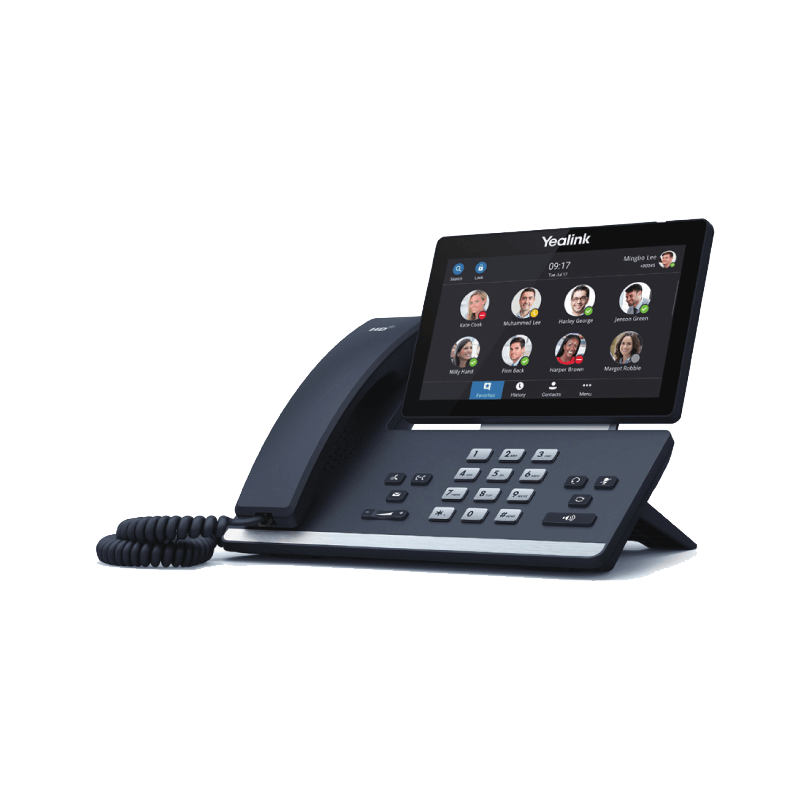 Telefon IP Yealink T58ASFB
