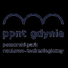 Logo Pomorskiego Parku Naukowo-Technologicznego PPNT Gdynia