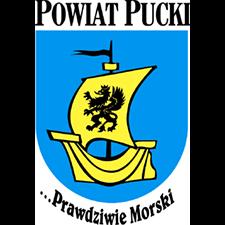 logo Powiatu Puckiego